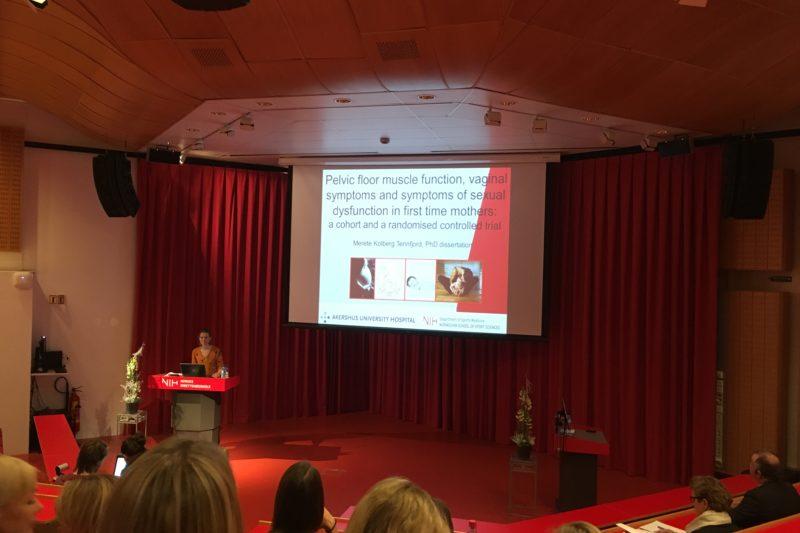 Gratulerer til studieleder Merete Kolberg Tennfjord med vel overstått disputas!